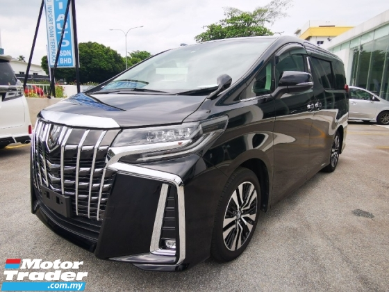 2018 TOYOTA ALPHARD 2.5 SC - BEST DEAL IN TOWN -BUY FORM PRETTY CARRIE