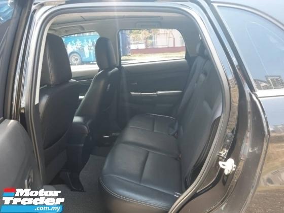2014 MITSUBISHI ASX 2.0L 4WD (AUTO) with Sunroof