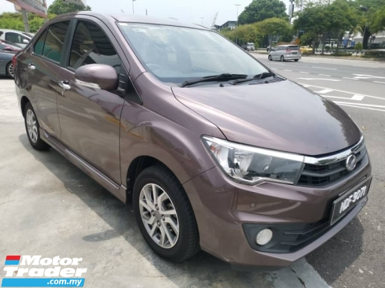 2016 PERODUA BEZZA 1.3 Advance (A) - One Lady Owner