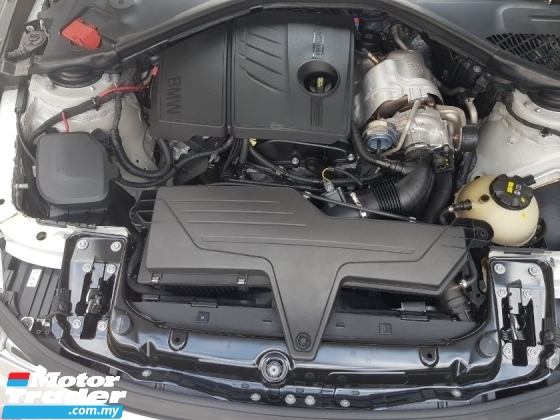 2014 BMW 3 SERIES 316I