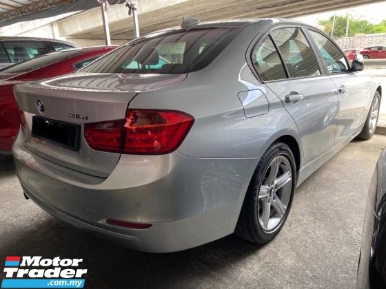 2014 BMW 3 SERIES 316I CKD 79K KM FS FREE WARRANTY Actual Year Make
