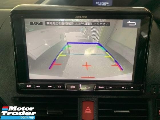 2016 TOYOTA VOXY 2.0 ZS KIRAMEKI (PROMOTION PRICE) ALPINE PLAYER PRE CRASH LKA 2 POWER DOOR 7 SEATER UNREG