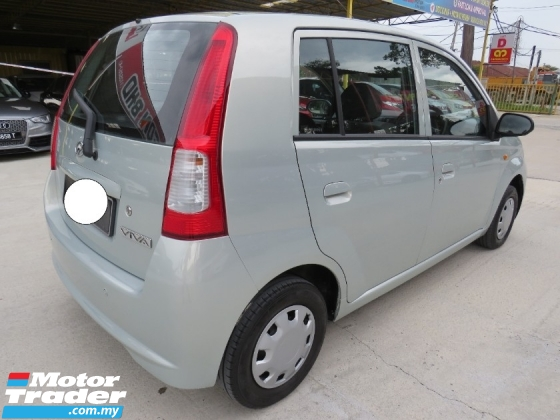 2012 PERODUA VIVA 1.0 (A) EZ ONE LADY OWNER ACCIDENT FREE HIGH LOAN