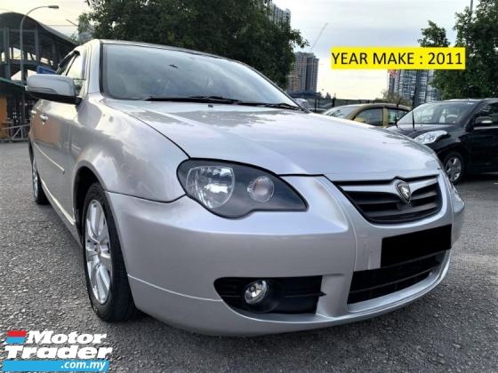 2011 PROTON PERSONA 1.6 (M) 1 OWNER - TIP TOP CONDITION