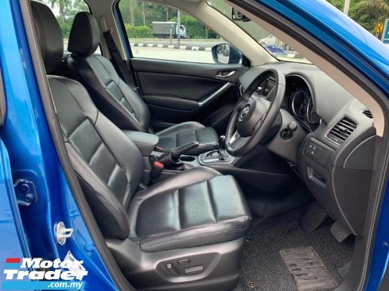 2015 MAZDA CX-5 2015 Mazda CX-5 2.0 SKYACTIV-G High Spec SUV High