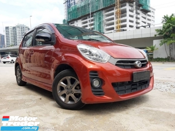 2013 PERODUA MYVI 1.3 SE (AUTO) New Paint  Full Service record