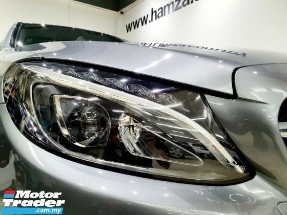 2018 MERCEDES-BENZ C-CLASS C200 AMG