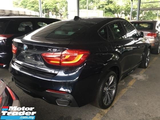 2016 BMW X6 40D 3.0 xDrive40d M Sport SunRoof HarmaKardon