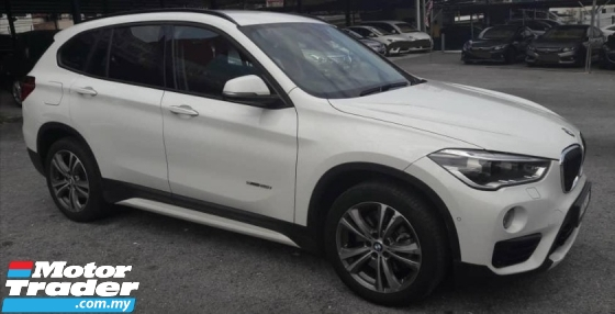 2015 BMW X1  SDRIVE 2.0 FACELIFT MODEL