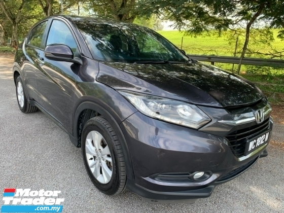 2017 HONDA HR-V 1.8 V (A) Full Service Record 1 Lady Owner Only