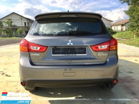 2015 MITSUBISHI ASX 4WD (A) 2.0 Tiptop Condition ONTHEROAD PRICE