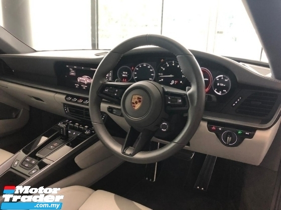 2019 PORSCHE 911 3.0 Carrera S 992 Porsche UK Approved 3k Mil Only