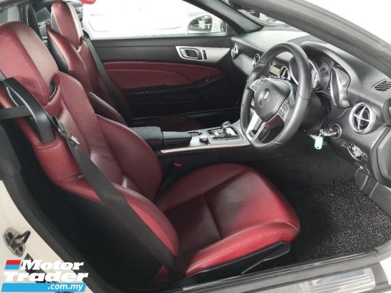 2015 MERCEDES-BENZ SLK SLK200 2.0cc AMG Convertible INC SST 2 YEARS WARRANTY Unreg