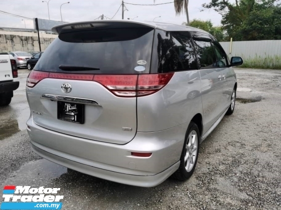 2009 TOYOTA ESTIMA 2.4 AERAS FACELIFT 7 SEAT POWER DOOR FACELIFT