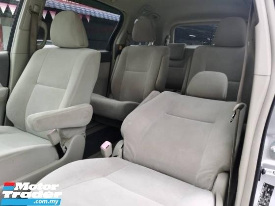 2009 TOYOTA ESTIMA 2.4 AERAS FACELIFT 7 SEAT POWER DOOR FACELIFT