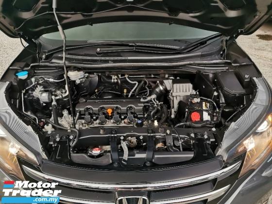 2013 HONDA CR-V 2.0 i-VTEC super low mileage with service book