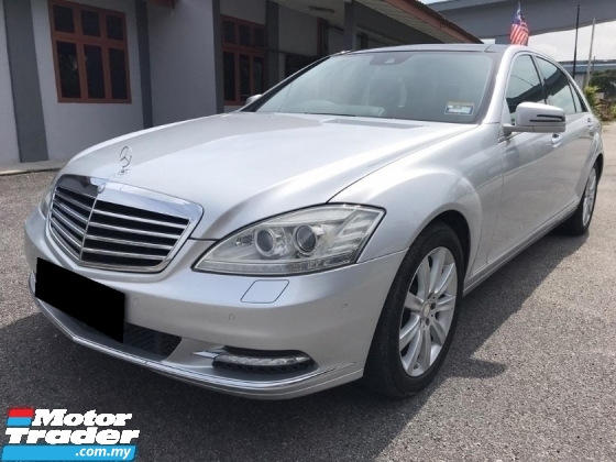 2010 MERCEDES-BENZ S-CLASS S350 SPECIAL EDITION / PREVIOUS VIP OWNER