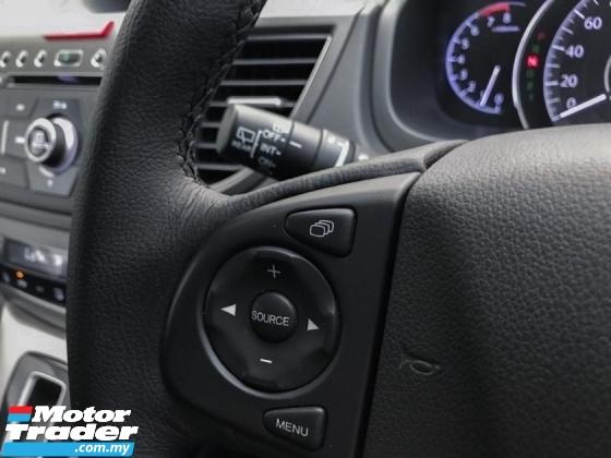 2015 HONDA CR-V 2.0 4WD FULL SPEC, CRV NO PLATE CANTIK, WARRANTY