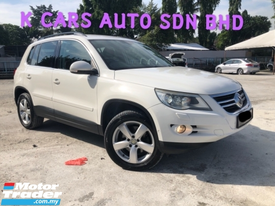 2011 VOLKSWAGEN TIGUAN 2.0 TSI 4MOTION (A) GOOD CONDITION OTR PRICE