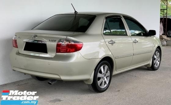 2005 TOYOTA VIOS 1.5  VVTi (A) G-Spec Facelift Editon