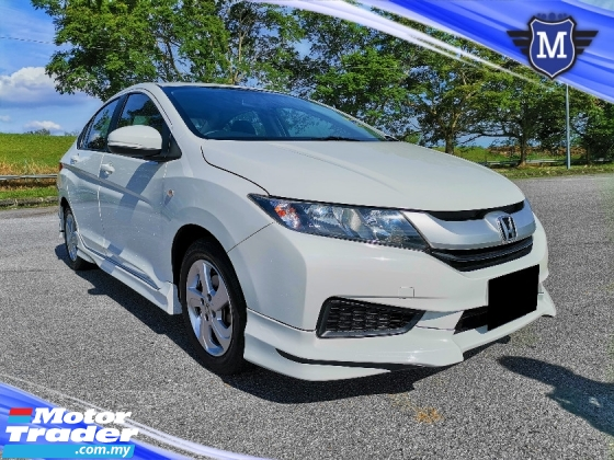 2015 HONDA CITY 1.5 S+ i-VTEC Sedan (A) SUPER CAR KING CONDITON