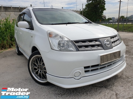 2008 NISSAN GRAND LIVINA 1.6L (A) FULL BODYKIT