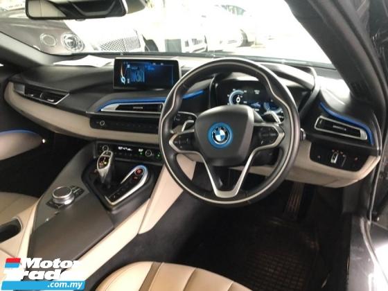 2017 BMW I8 1.5 TURBOCHARGER HYBIRD RADAR CAMERA PUSH START KEYLESS SMART ENTRY BLUETOOTH PRICE INCLUSIVE SST