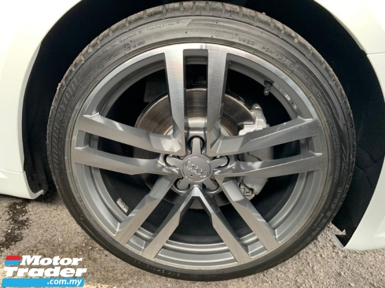 2017 AUDI TT 2.0 TFSI Unregister Uk Spec 25K Miles Only LocalAP