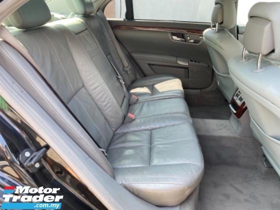 2009 MERCEDES-BENZ S-CLASS S300L 3.0 V6 CKD