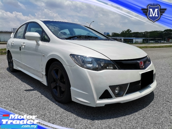 2009 HONDA CIVIC 1.8 S i-VTEC (A) LEATHER SEAT MUGEN RR BODYKIT SUPER CAR KING CONDITION
