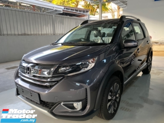 2020 HONDA BR-V Free Rm6888 Modulo Bodykit Plus Full Accesserios For First 10 Booking Customer 0 Tax Mininum D Payme