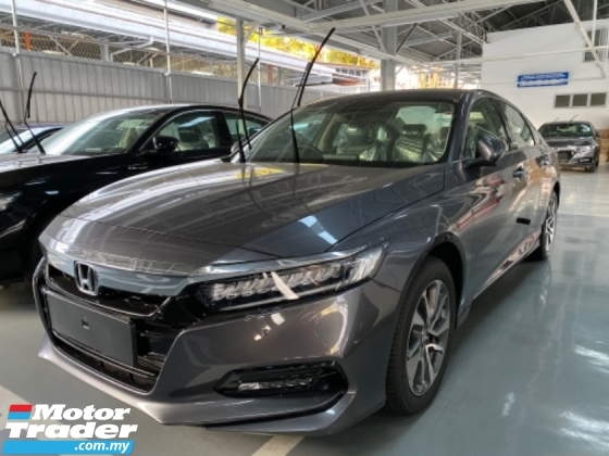 2020 HONDA ACCORD Rebate Rm10,000 Full Accesserios Package For First 10 Booking Customer 0 Tax Mininum D Payment Hight