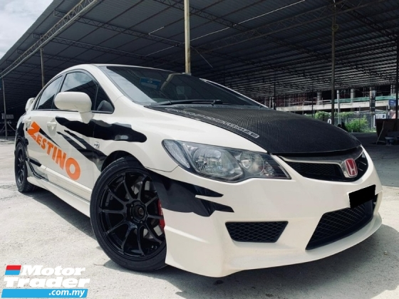 2010 HONDA CIVIC 2.0 TYPE R (M) CIVIC KING