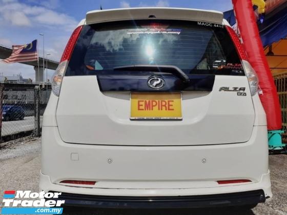 2014 PERODUA ALZA 1.5 (A) PREMIUM EZI TWIN CAM 7 SEATERS MPV !! LIMI