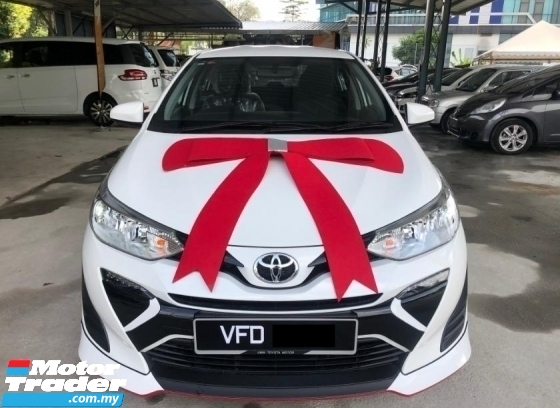 2020 TOYOTA VIOS 1.5 J FACELIFT (A) MILE 50KM YEAR END PROMO