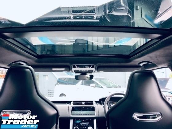 2019 LAND ROVER RANGE ROVER SPORT SVR CARBON EDITION 5.0 V8 SUPERCHARGED BRAND NEW
