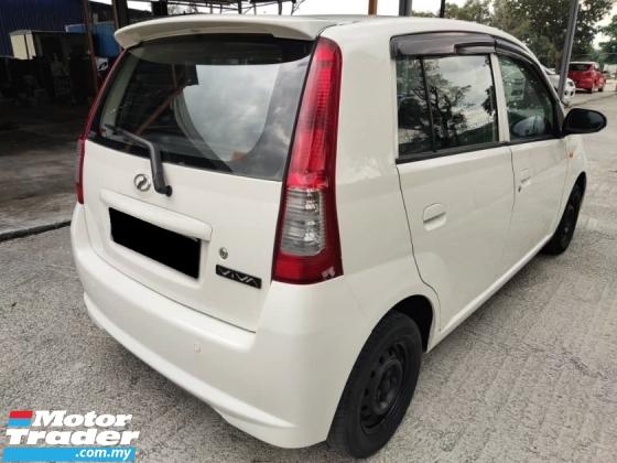 2009 PERODUA VIVA 850 MANUAL WELL MAINTAIN CAR CHEAPEST IN TOWN