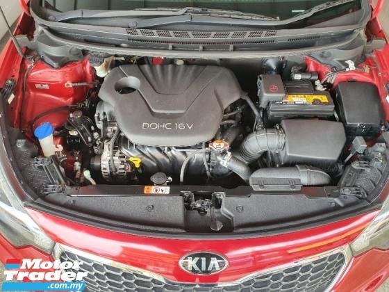2016 KIA CERATO 1.6(A) YD *51K KM* Under Warranty