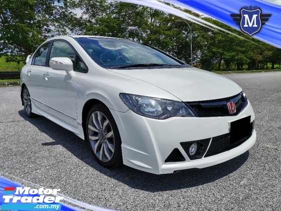 2011 HONDA CIVIC Civic 2.0 S i-VTEC (A) MUGEN RR BODYKIT PADDLE SHIFT TIP TOP CONDITION