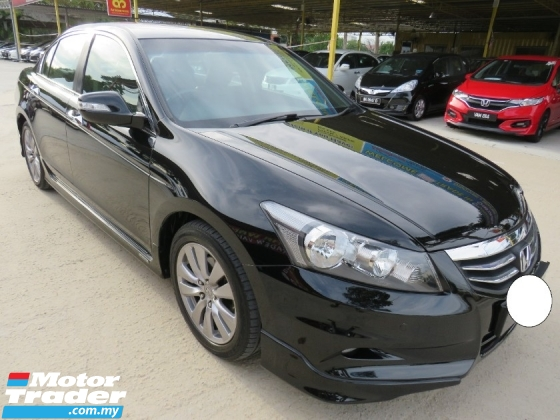 2014 HONDA ACCORD 2.4 (A) VTi-L 100% ACCIDENT FREE HIGH LOAN LIKENEW