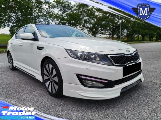 2012 KIA OPTIMA K5 2.0 (A) PUSH START SUNMOONROOF FULL SPEC TIP TOP CONDITION