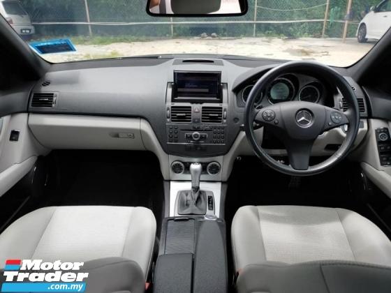 2010 MERCEDES-BENZ C-CLASS C180 BlueEFCY AMG SPRTPCK 1.8 CGI Turbo