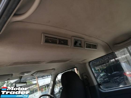 2013 NISSAN URVAN Window Van