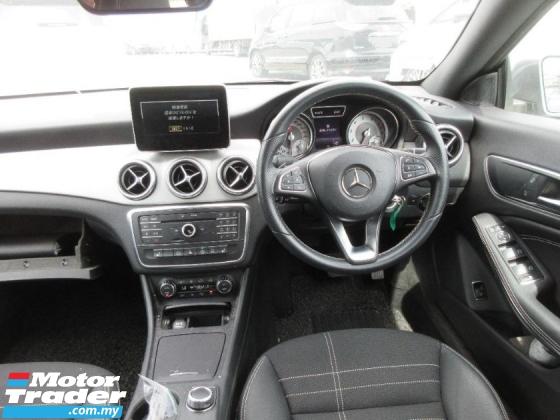 2015 MERCEDES-BENZ CLA Mercedez CLA 180 SE with twin ekzos & sports rims