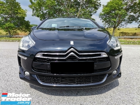 2015 CITROEN OTHER DS5 1.6 (A)THP Hatchback FULL SERVICE RECORD SUNROOF MOONROOF PUSH START CAR KING CONDITION