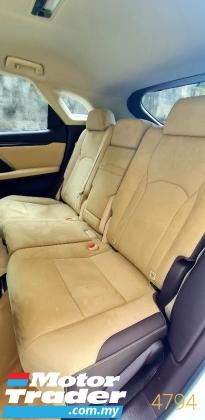 2017 LEXUS RX 200t 2.0L Premium SUV