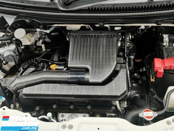 2017 PROTON ERTIGA Proton ERTIGA 1.4 A EXECUTIVE LEATHER SEAT WRRANTY