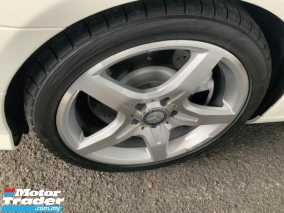 2015 MERCEDES-BENZ SLK 200 2.0 W172 AMG sport package convertible Unregistered