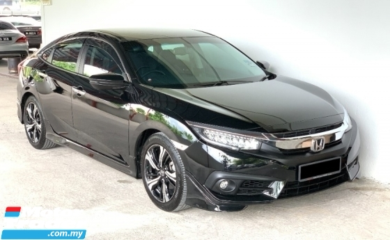 2017 HONDA CIVIC 1.5 TC-P Auto Full Premium High Spec