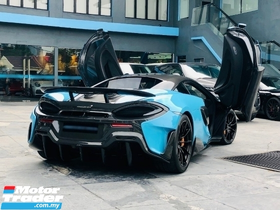 2019 MCLAREN OTHERS 600LT 3.8 TWIN TURBOCHARGED WITH SENNA SEATS